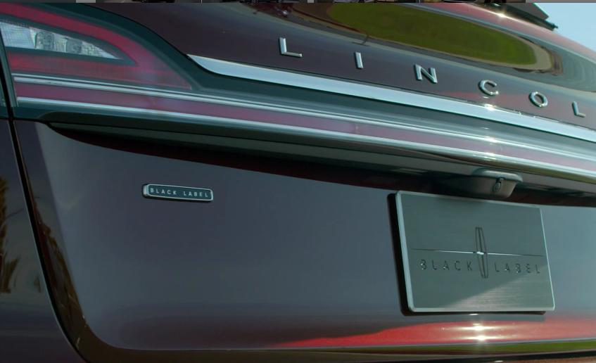 2019 Lincoln Nautilus Logo 2
