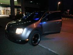 2008 Mkx 2wd
