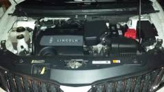 OUR 3.7 V6 ENGINE