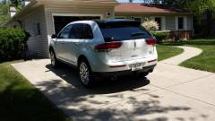 OUR 2012 MKX