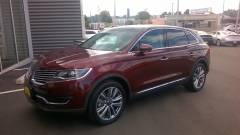yet another 2016 MKX
