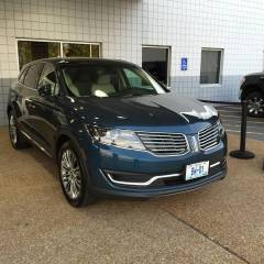2016 MKX