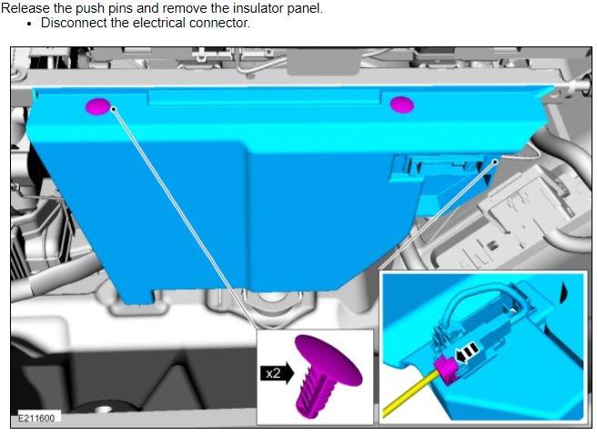 2019 Nautilus Driver Side Underdash Insulator Panel.jpg